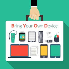 BYOD - Bring you own Device